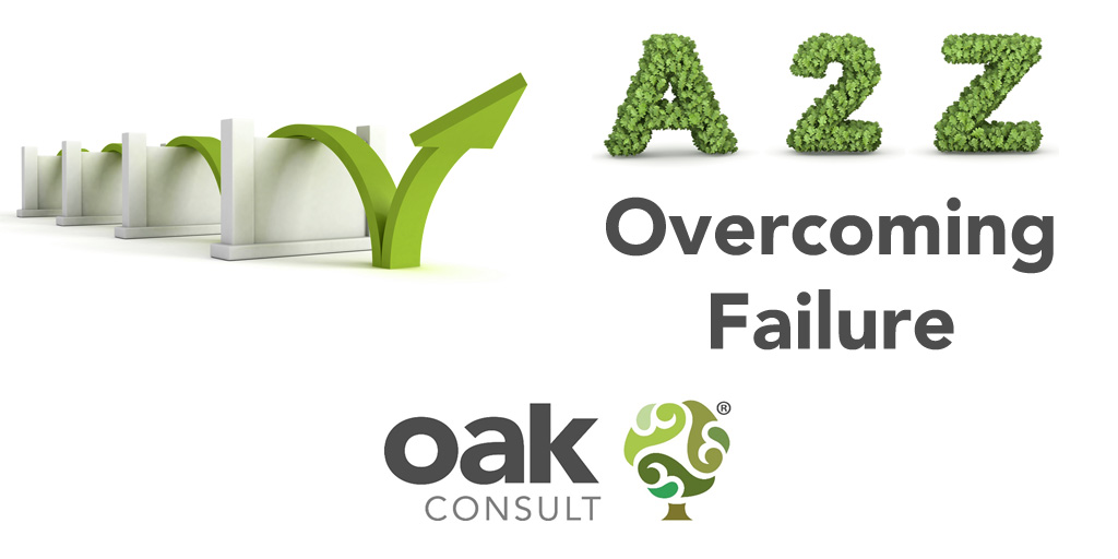 overcoming failure essay Life is full of failures, rejection and more than a fair share of discouragement i  believe that the difference in how persistent people are often.